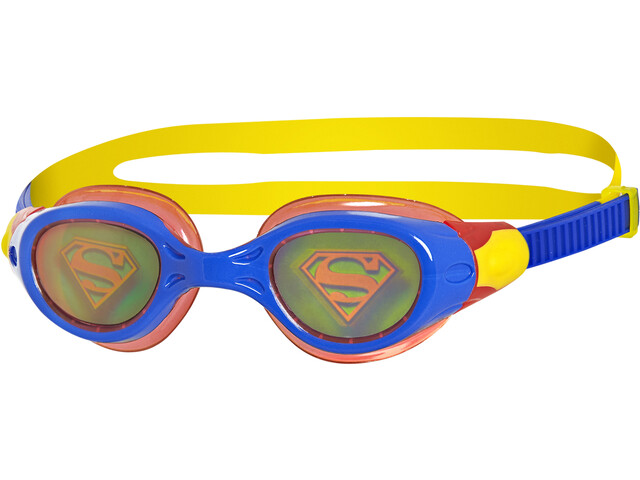 Zoggs Superman Hologram Goggles Kids superman